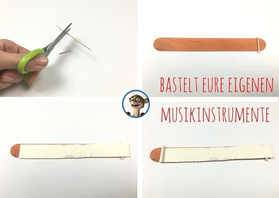 Wir basteln eine Mundharmonika diy. www.hallobloggi.de