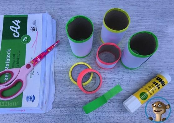 Hier findet Ihr eine einfache und schnelle Anleitung für Kinder: DIY Stiftehalter von Hallo Bloggi www.hallobloggi.de