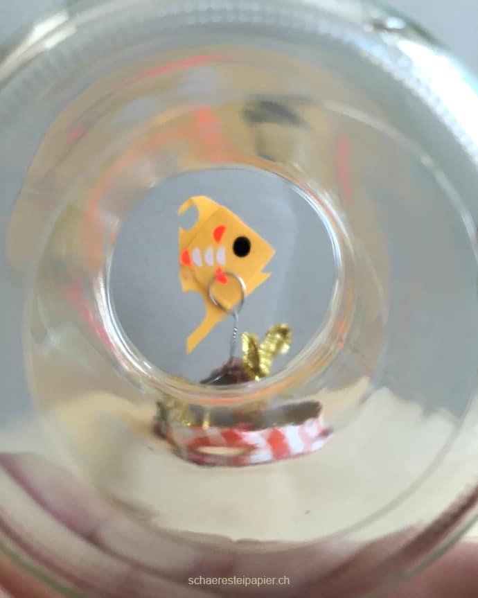 www.hallobloggi.de Bastelt ein diy Aquarium mit uns