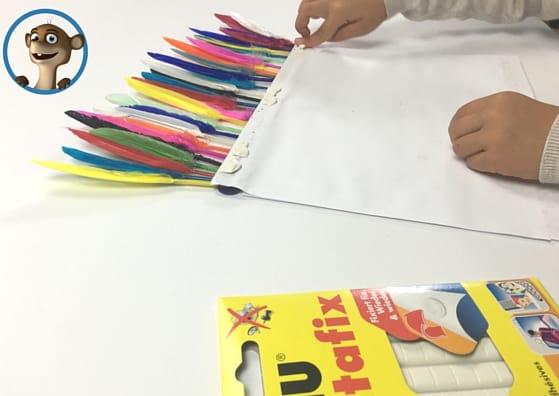 www.hallobloggi.de Mit Kindern Stundenpläne basteln