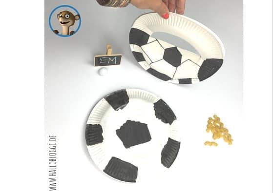 Ein DIY Krachmacher für die Fußball EM www.hallobloggi.de