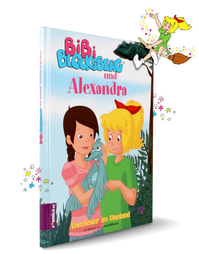 Gewinnspiel Hallo Bloggi Bibi und Tina Buch