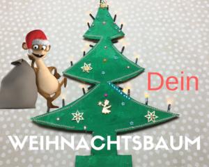 Hallobloggi weihnachtsbaum pappe 1 hallo bloggi - Weihnachtsbaum aus pappe ...