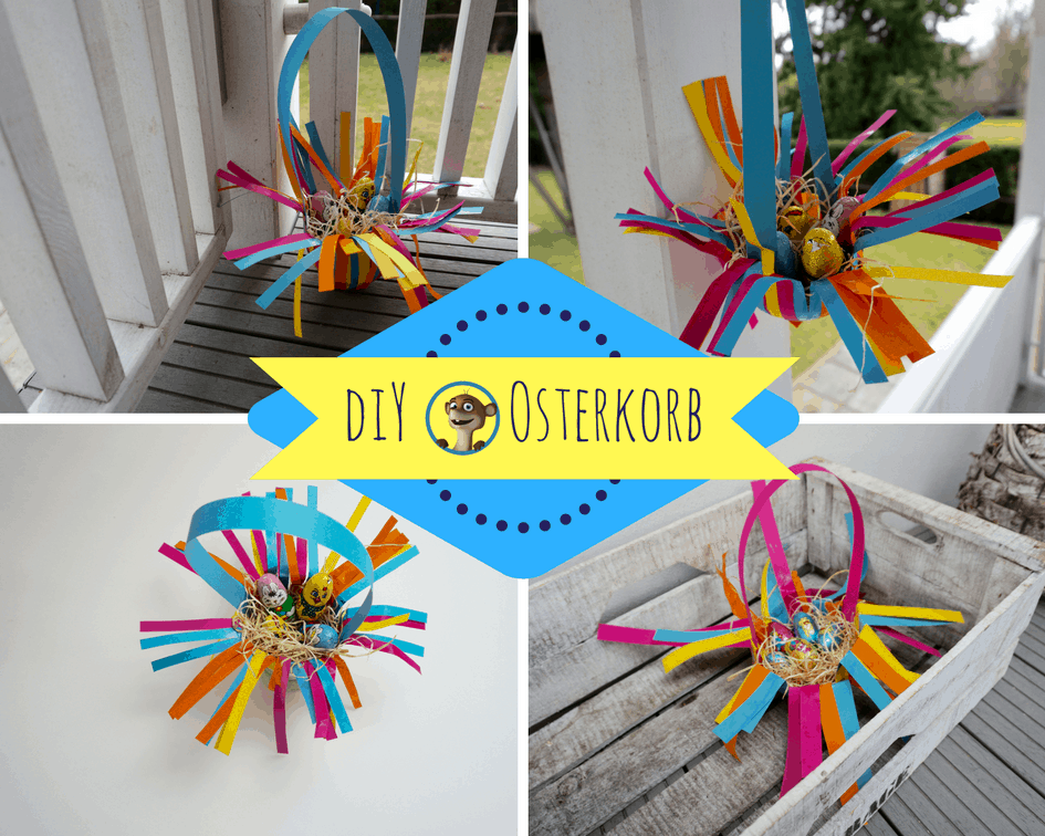 DIY Osterkorb