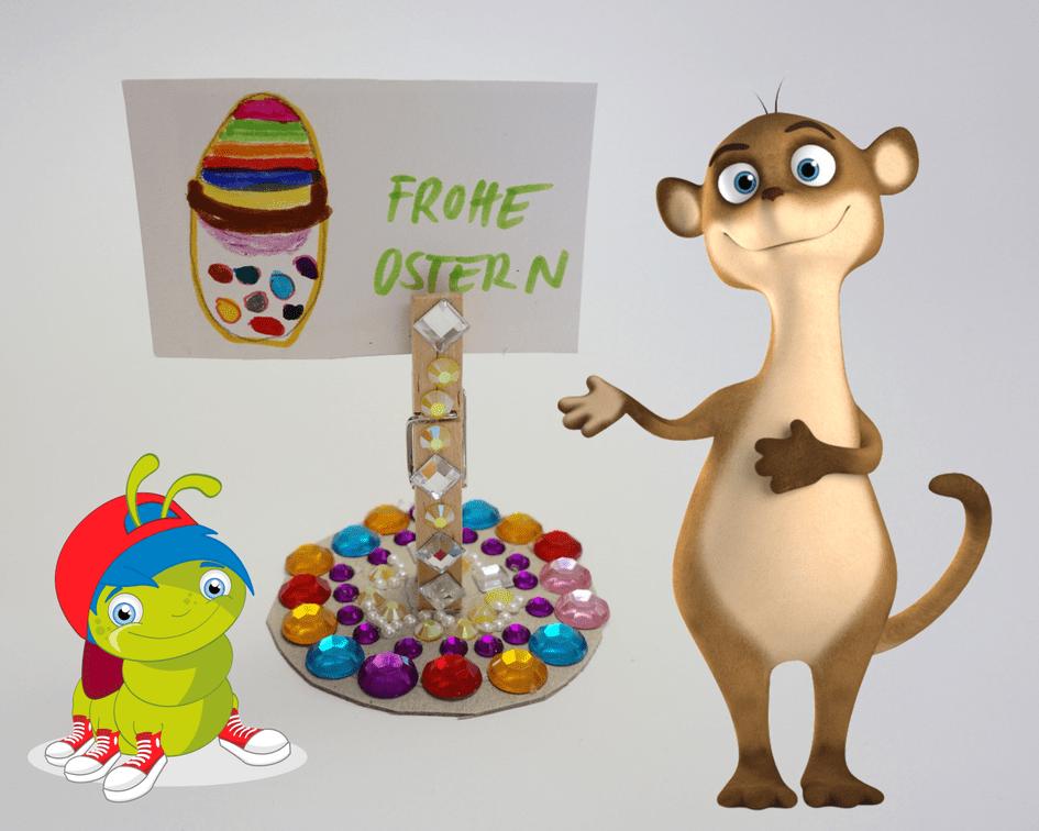 Ostern mit Kindern basteln. Wir zeigen Euch unsere Lieblingsideen!