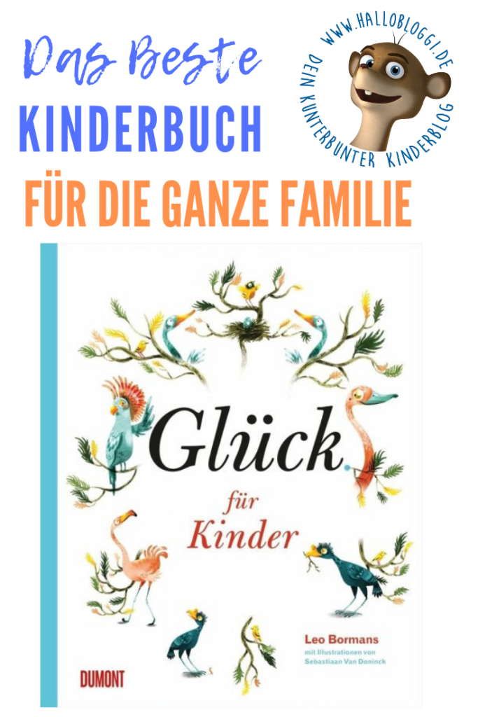 Der Ultimative Geschenktipp Und Kinderbuchtipp Glück Für Kinder
