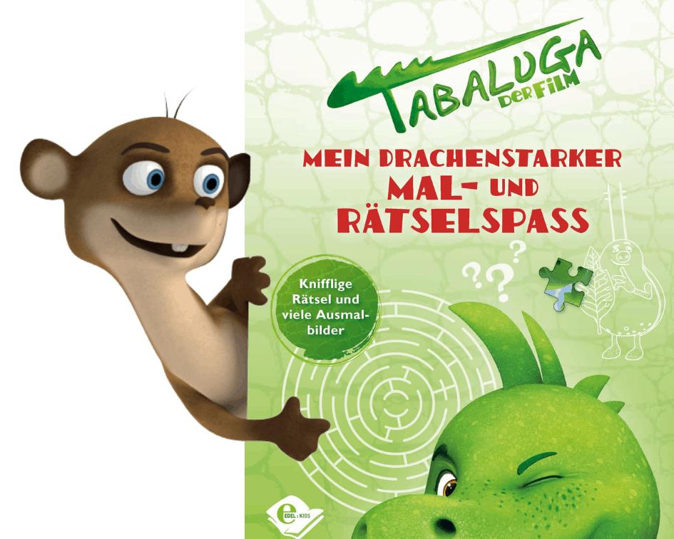 Gewinnspiel Macht mit Tabaluga und Hallo Bloggi
