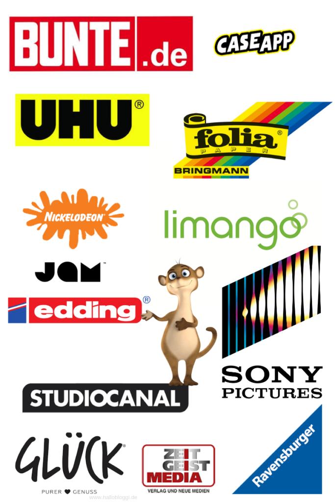 Zusammenarbeit mit hallo Bloggi Kinder Kreativblog